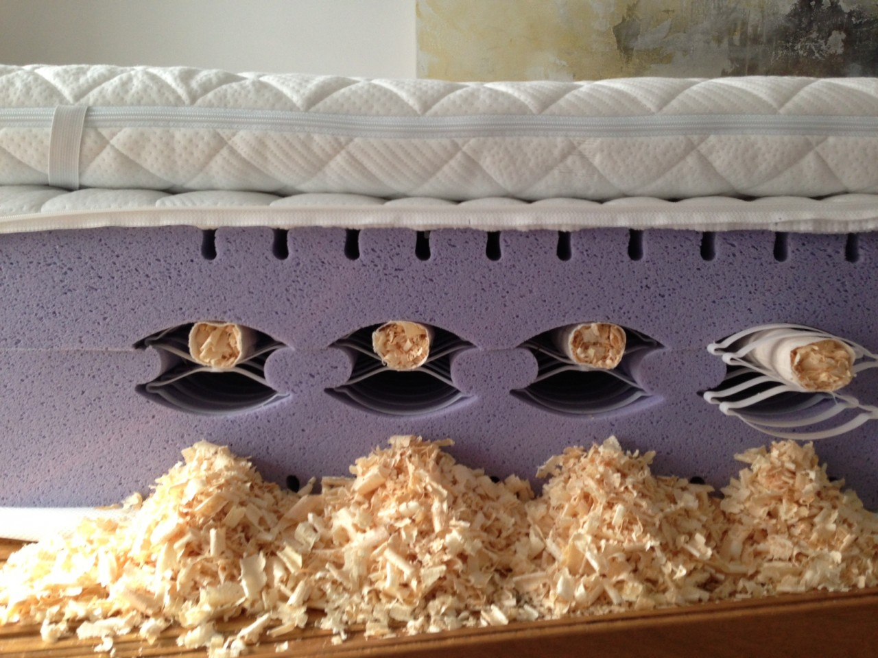best well matratze. Black Bedroom Furniture Sets. Home Design Ideas